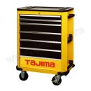 TAJIMA/田岛 7抽屉专业级工具车(7抽屉)400 3001-1352 724×470×867mm 黄黑色 1台 销售单位:台