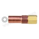 GENTEC/捷锐 LPW型丙烷、天燃气焊嘴 (中型) LPW-7 规格7,丙烷 1个 销售单位:个