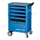 GEDORE/吉多瑞 1580工具车 1580 4抽 1台 销售单位:台