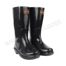 YUFENG/誉丰 黑色加厚中筒雨靴 黑色加厚中筒雨靴 45码 1双 销售单位:双