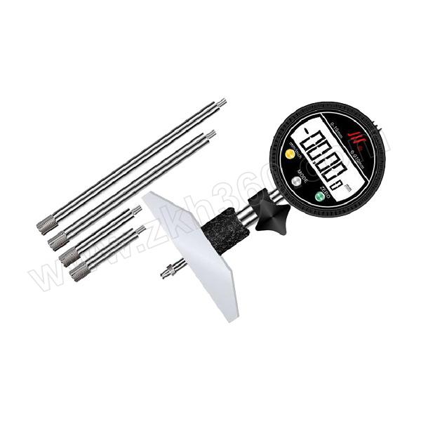 CHILON/成量 数显深度表 CH-SXSDB-0-10-0.01 0-10mm 0.01 不代为第三方检测 1把 销售单位:把