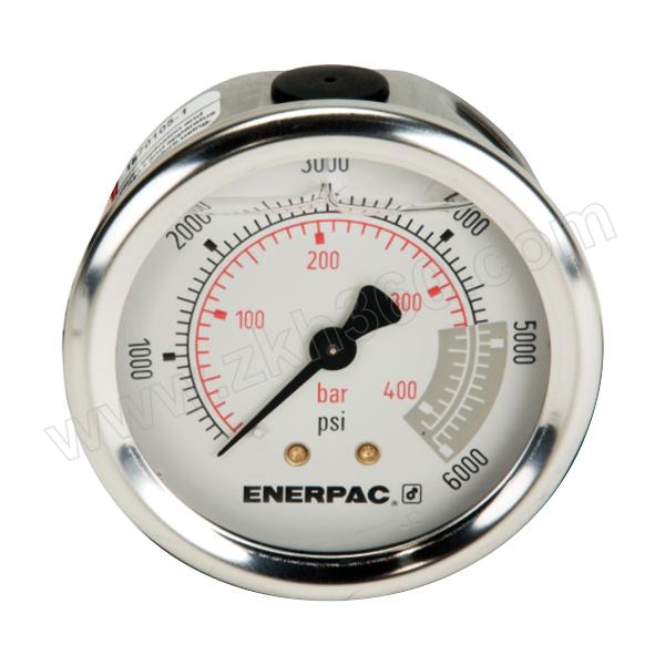 ENERPAC/恩派克 压力表 G2534R  1个 销售单位:个