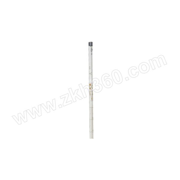 TIANBO/天玻 刻度移液管 分度吸量管(A级EX) 2mL 0.02mL 20个 1盒