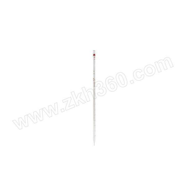 TIANBO/天玻 刻度移液管 分度吸量管(A级EX) 5mL 0.05mL 10个 1盒