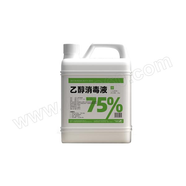 HAOSHUN/好顺 75%乙醇消毒液 2L 1桶