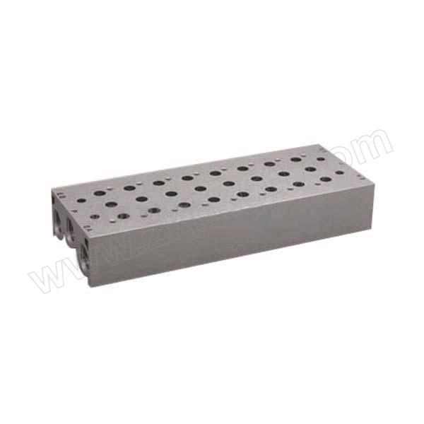 SMC SY3000系列电磁阀集装板 SS5Y3-20-03 1个