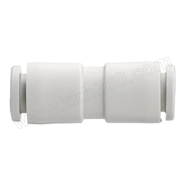 SMC KQ2系列直通接头 KQ2H04-00A 塑料接头 快插接口4mm 快插接口4mm 1个