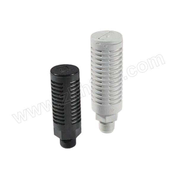 SMC AN系列消音器 AN20-02 外螺纹Rc1/4 1个