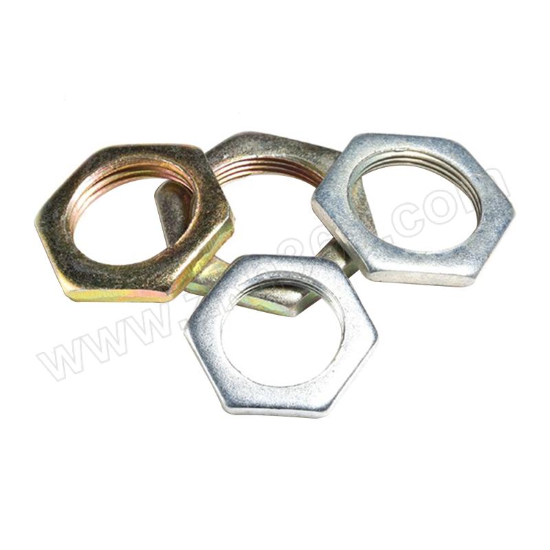 QD/强达螺丝 细牙薄螺母 M12×1 1个