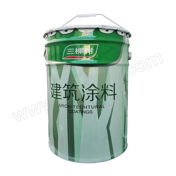 SKS/三棵树 优净工程内墙底面合一涂料 SGI630 25kg 1桶