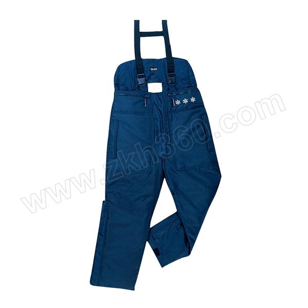 DELTA/代尔塔 涤纶牛津布极低温防寒背带裤 405001 L 藏青色(BM) 1件