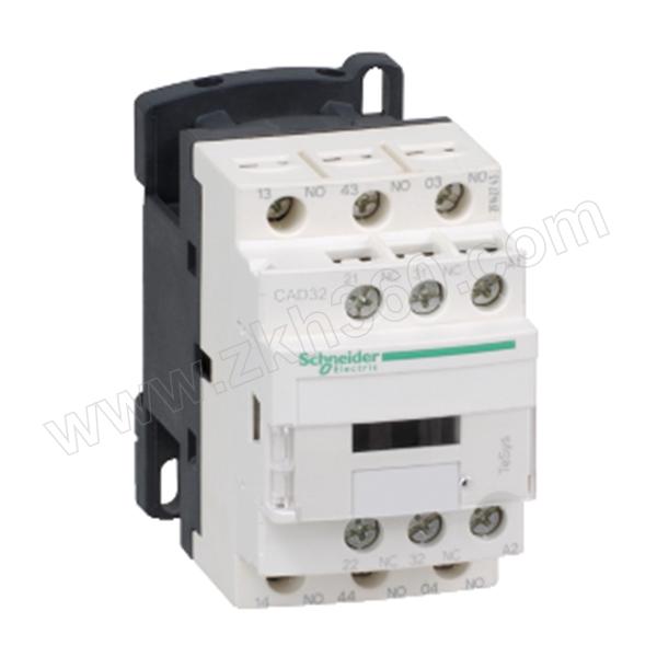 SCHNEIDER/施耐德电气 控制继电器 CAD-32V7C 1个