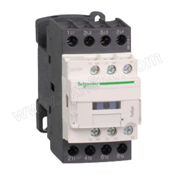 SCHNEIDER/施耐德电气 TESYS D系列交流接触器 LC1-DT40BDC 1个