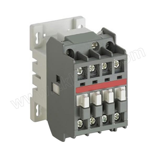 ABB A系列交流接触器 A12-30-01*110V 50Hz/110-120V 60Hz 3P 额定工作电流12A 1个