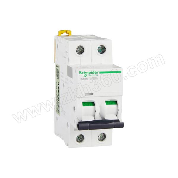 SCHNEIDER/施耐德电气 IC65N系列小型断路器 IC65N2PD50A 1个