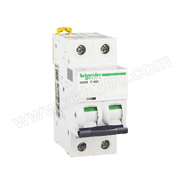 SCHNEIDER/施耐德电气 IC65H系列小型断路器 IC65H2PC40A 1个