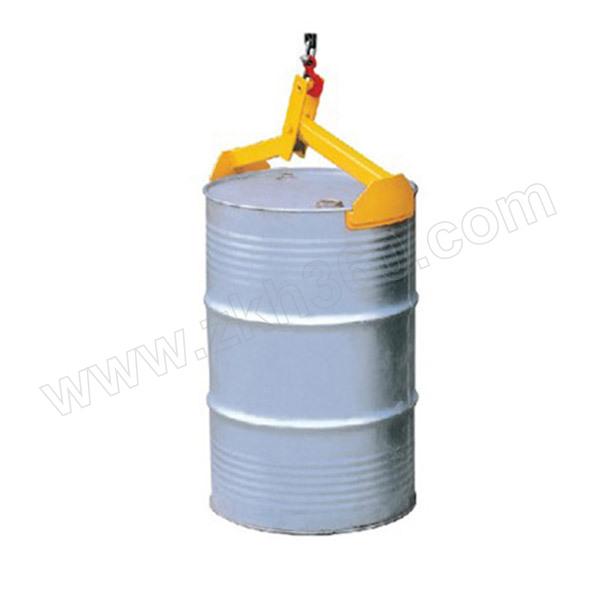 HULIFT/虎力 DL系列夹二爪式油桶吊 DL350 夹二爪式 载荷350kg 适用油桶规格55gal 1个