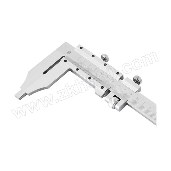 HMCT/哈量 游标卡尺 603A-08 0-2000×0.02mm 碳钢/不锈钢随机发货 不代为第三方检测 1把
