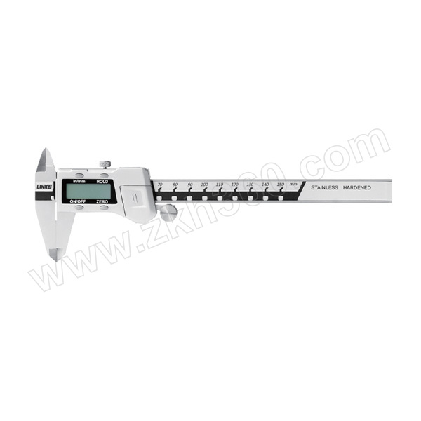 HMCT/哈量 数显卡尺 605-02 0-200×0.01mm 不代为第三方检测 1把