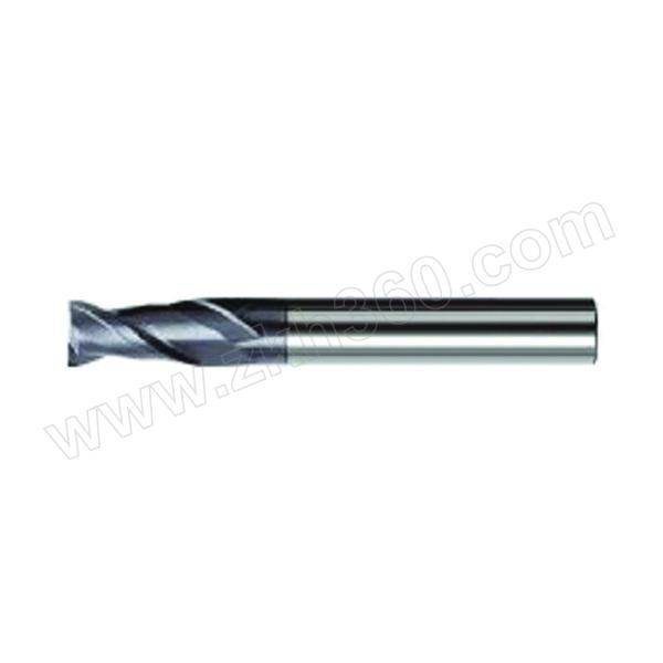 STWC/上工 经济型ME系列整体硬质合金二刃立铣刀 ME-2EA30M-D15 D15×30×100×16mm 1支