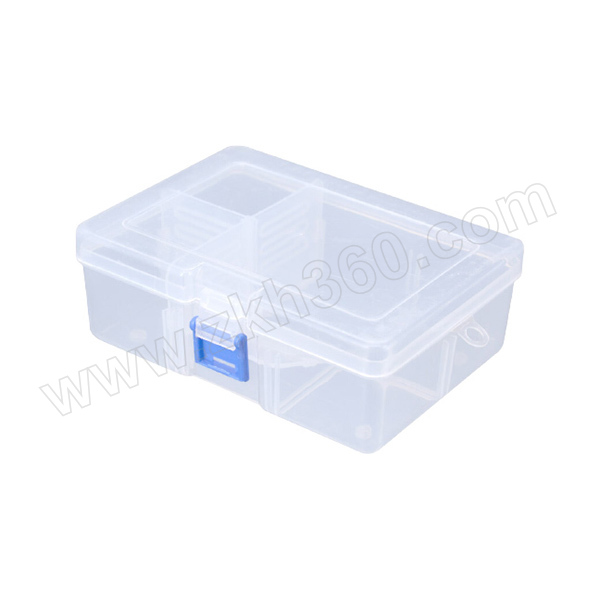 SHEFFIELD/钢盾 塑料零件盒 S024013 205×140×45mm 1只