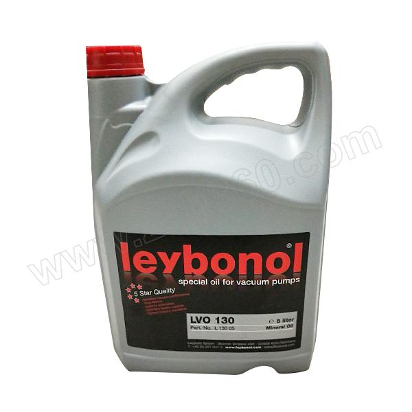 LEYBOLD/莱宝 真空泵油 莱宝-LVO-130-5L 1桶