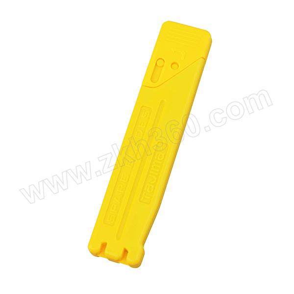 TAJIMA/田岛 H型标准型替刃 1102-0201 25MM 塑料盒(1片黑刃+9片银刃) 1组