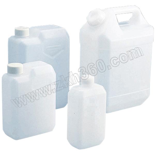 AS ONE/亚速旺 方形瓶(平型) 4L 1-4638-04 4L 尺寸:193×123×276mm 1个
