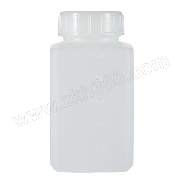 AS ONE/亚速旺 方形瓶(广口) 250ml 5-003-03 250mL 1个