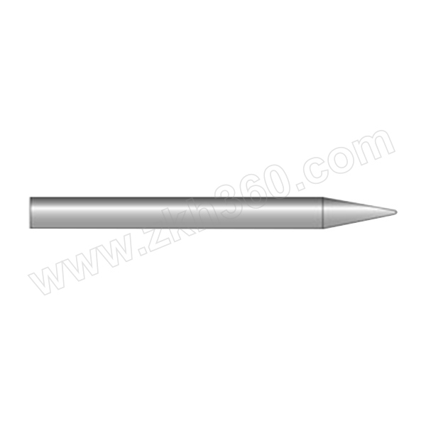 BSL/百仕利 无铅黑金刚合金外热烙铁头 KB-48D-A 40W 10只 1包