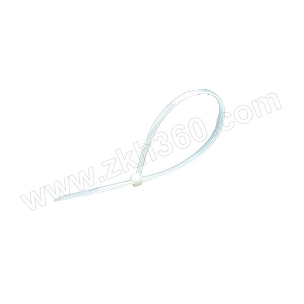 DELIXI/德力西 CDS系列自锁式尼龙扎带 CDS扎带 5×300 白色 优质型 (250条) 1包