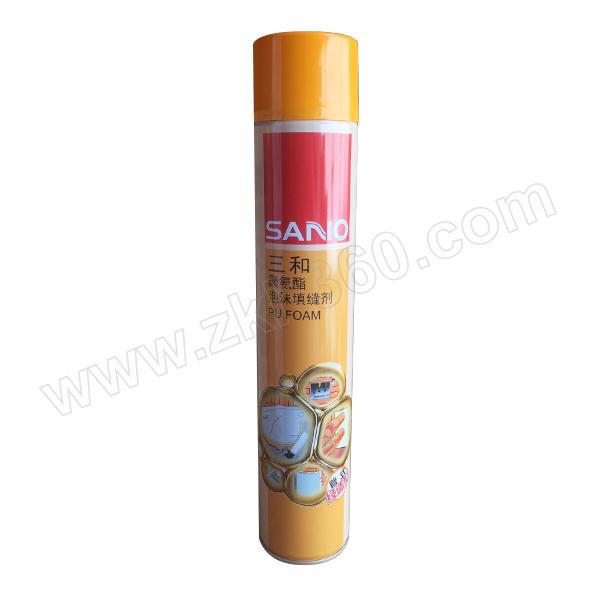 SANO/三和 聚氨酯泡沫填缝剂 H451-65 960mL 1支