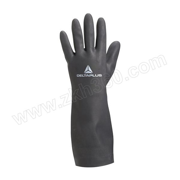 DELTA/代尔塔 高性能氯丁防化手套 201510 10码 1副