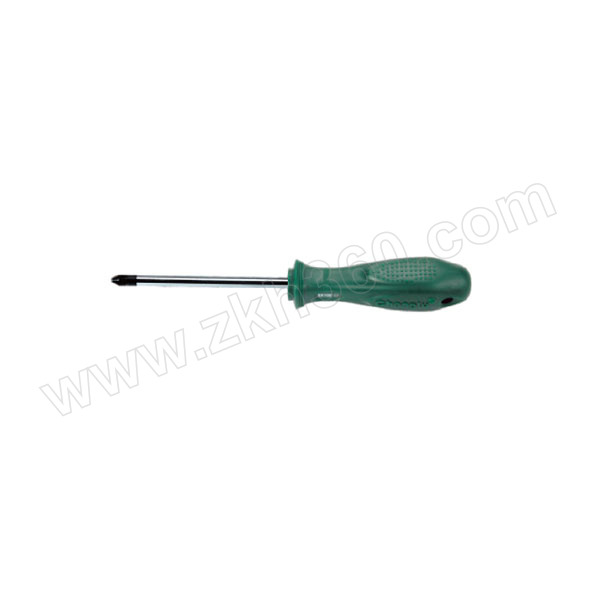 CHANGLU/长鹿 单色抗油螺丝刀 505405 5×100mm十字 1个