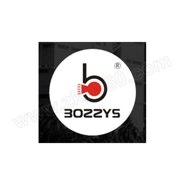 BOZZYS/博士 工程安全绝缘挂锁 BD-G11-EB 红色 不同花(KD) 1个
