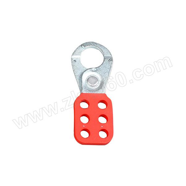 BOZZYS/博士 钢质搭扣锁 BD-K01 可容纳挂锁数量6 1个