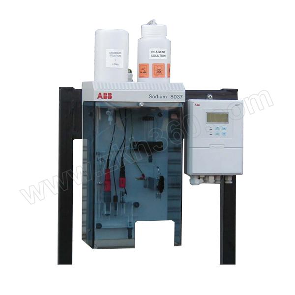 ABB 标准溶液瓶组件 8037085 适用于8037钠表 1件